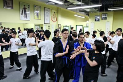 About Carson Wing Tsun Academy (CWTA)
