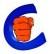 Carson Wing Tsun Academy (CWTA) logo